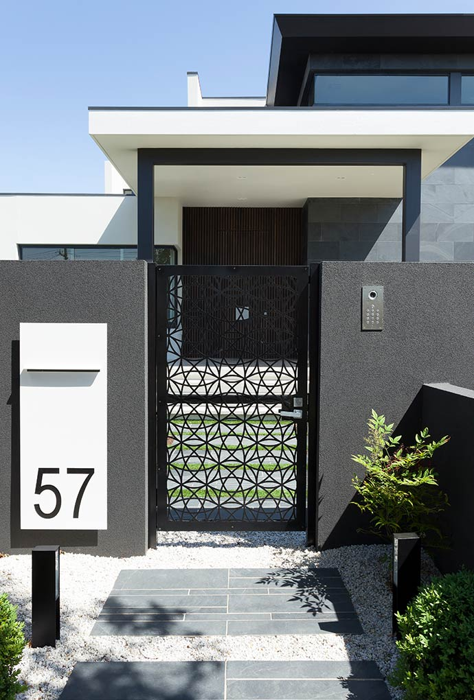 screened view tina lindner. Black Bedroom Furniture Sets. Home Design Ideas